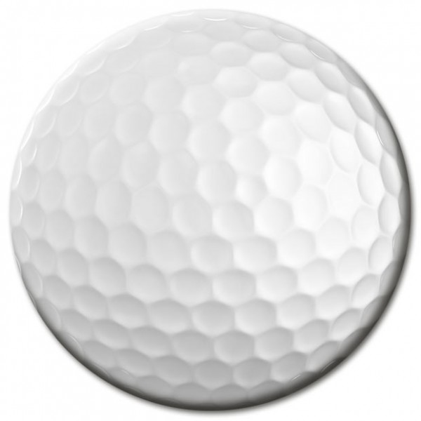 Magnet Golfball - Ø 5 cm
