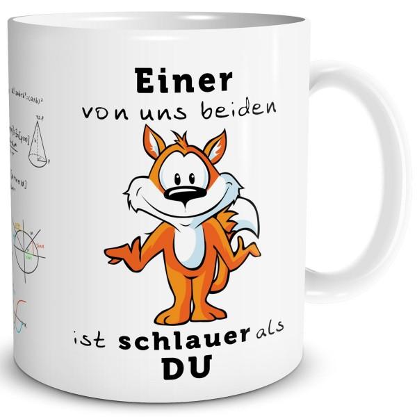 Fuchs Schlaufuchs, Tasse 300 ml