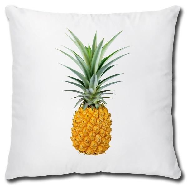 Ananas Tropical Sunshine, Kissen 40x40 cm