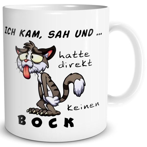 Katze Kein Bock, Tasse 300 ml
