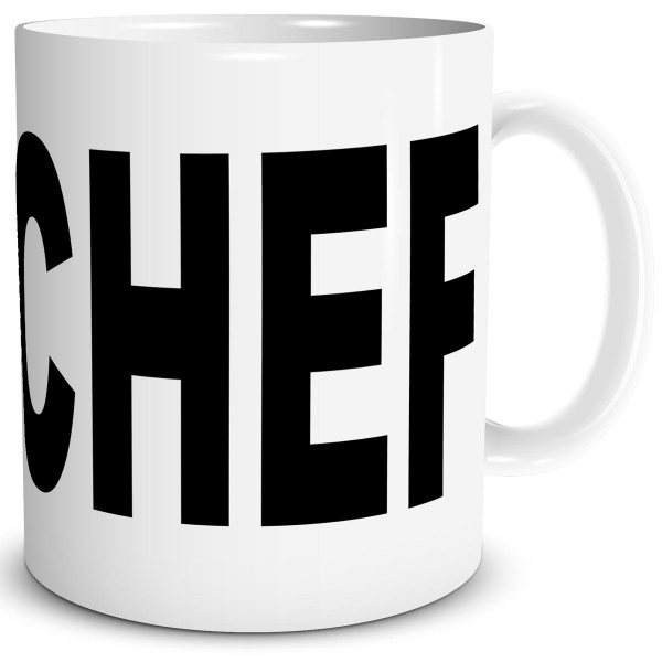CHEF, Tasse 300 ml