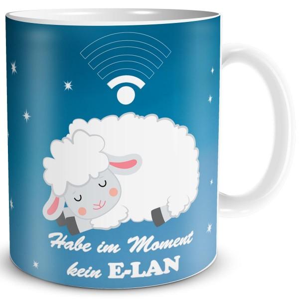 Schaf Kein Elan, Tasse 300 ml