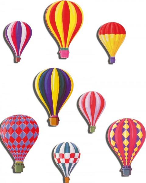 Magnete 8er-Set Ballons