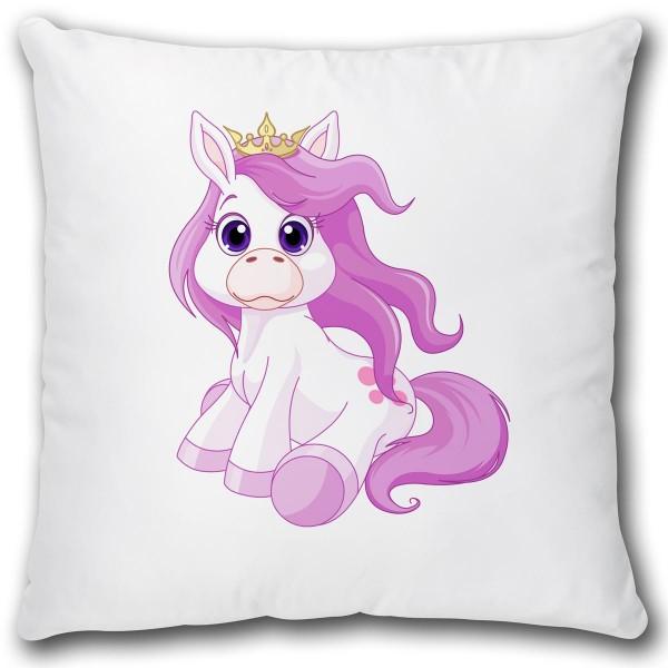 Pony Prinzessin Sit-In, Kissen 40x40 cm
