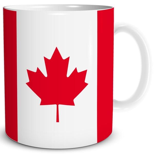 Flagge Kanada, Tasse 300 ml