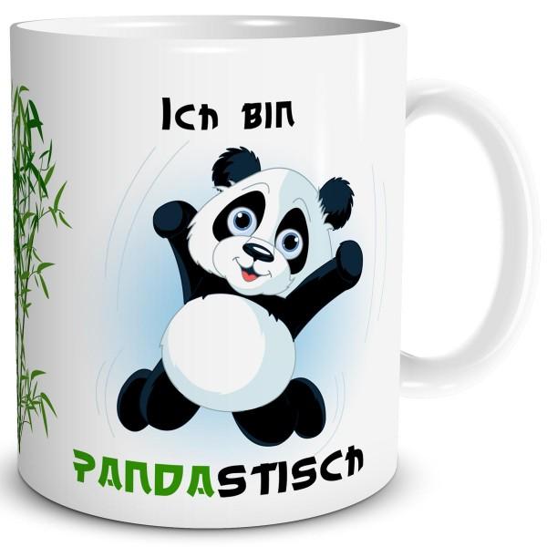 Panda Pandastisch, Tasse 300 ml