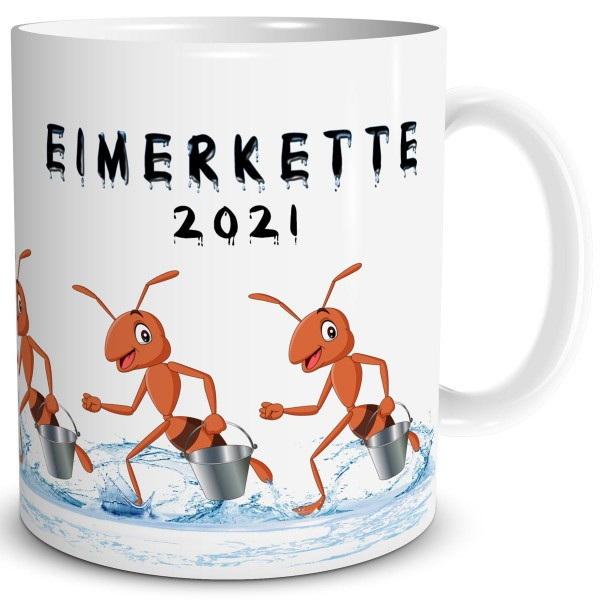 Ameise Eimerkette, Tasse 300 ml