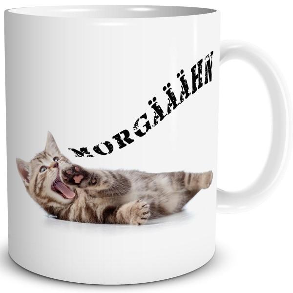 Katze Morgääähn, Tasse 300 ml
